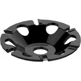 HM-Topf-Frässcheibe für Aluminium und GFK