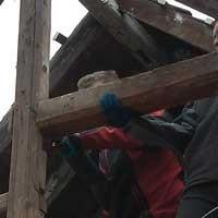 Holz-Bearbeitung