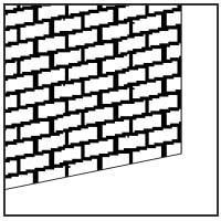 Ziegel und Mauerwerk