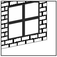 Fensterdemontage